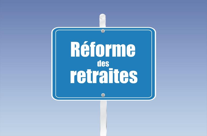 réforme pour les retraites