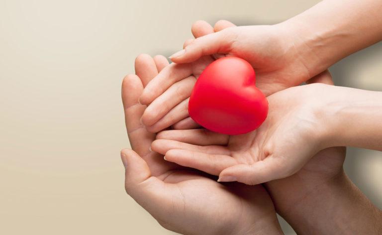 Ensemble contribuons à l'effort de solidarité : donnons.