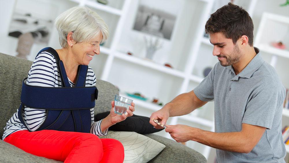 Un contrat d'assurance dépendance vous couvre en cas de perte d'autonomie
